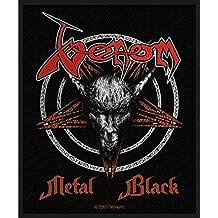 Parche - Venom Metal Black