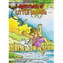 Adventures of Little Shambu (Tinkle)