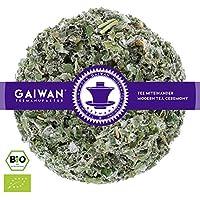 """N° 1411: Tè alle erbe biologique in foglie""""Foglie di Lampone"""" - 1 kg - GAIWAN GERMANY - tisana alle erbe, tisane in foglia, tè bio, lampone, Polonia, 1000 g"""