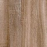 Möbelfolie d-c-fix Holzfolie Sonoma Eiche hell 90cm Breite Laufmeterware selbstklebende Klebefolie Folie Holz Dekor