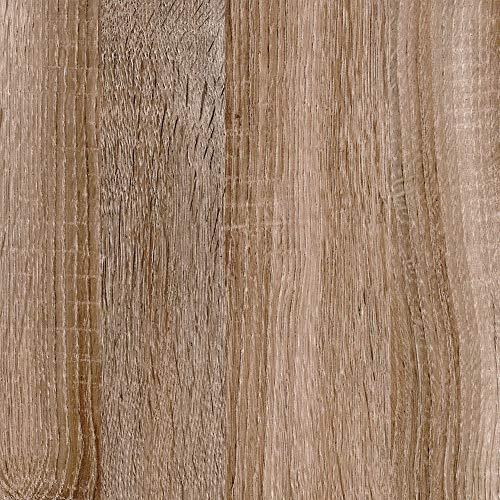 Tür-folie d-c-fix Holzfolie Sonoma Eiche hell 210cm x 90cm Ideale Türfolie selbstklebende Klebefolie Folie Holz Dekor Möbelfolie - Eiche Holz Türen