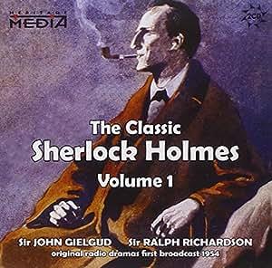 Vol.1-Classic Sherlock Holmes [Import anglais]