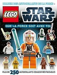 L'album des autocollants de la force Star Wars, Lego : Que la force soit avec toi !