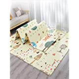 Non Slip BAby mat Portable baby playmat foldable XPE Baby Crawling Mat Thickening Environmental Protection Rug Playmat Double