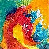 Colourful Nordics - Acryl & Mixed Media by ART e fakti