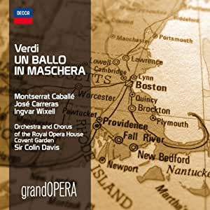 Verdi:un Ballo in Maschera [Import allemand]