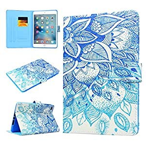 Crazy4Gadget Windbell Pattern Double Sided Printing Leather Case with Holder & Card Slots & Wallet for Samsung Galaxy Grand Prime / G530H
