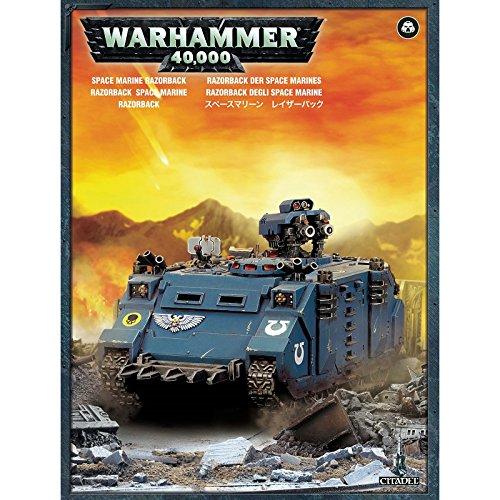 Warhammer 40 , 000 Space Marine Razorback