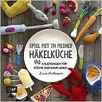 kaufladen Kinder Spielzeug Amigurumi Montessori Karotte haekeln Geschenk Bommelie DE Anleitung deutsch