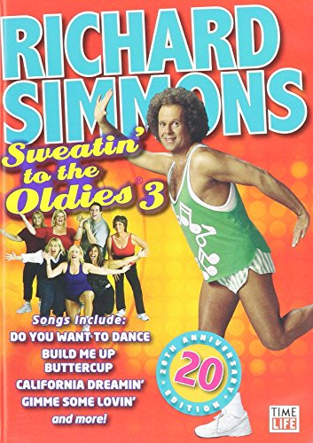 Richard Simmons: Sweatin' to the Oldies - Richard Simmons Sweatin