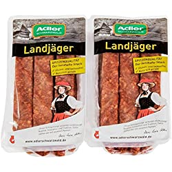 Adler Gourmet-Landjäger 10 Paar