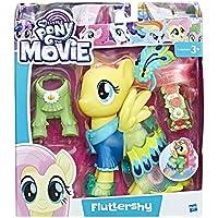 Hasbro My Little Pony C1820ES0 - Modepony Fluttershy, Spielset