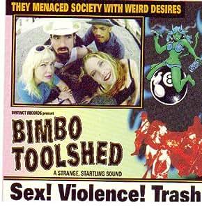 Sex! Violence! Trash! (US Import) [DE Import]
