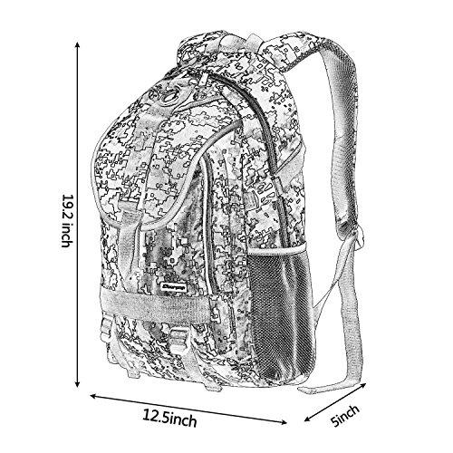 Imagen de winkee bb4285mcc   para portátil de, camuflaje alternativa