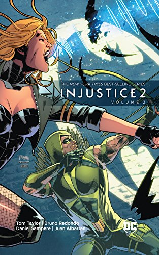 Injustice 2 Vol. 2 - Dc Lantern Black Comics