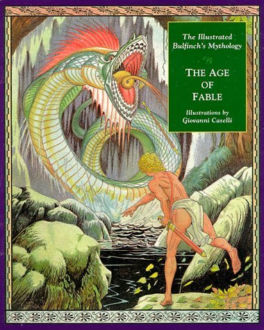 The Illustrated Bullfinch's Mythology: 3-Volume BO Xed Set: In Three Volumes (Illustrated Bulfinch's Mythology) by C (25-Sep-1997) Paperback