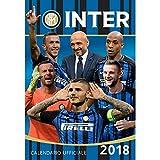 calendario INTER 2018 UFFICIALE - (29x42)