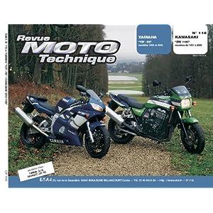 Rmt 116.1 Yamaha Yzf 99/00 Kawasaki Zrx 1100 97/00