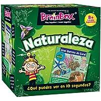 Brain Box Damerik 31693404 - Juego De Memoria Naturaleza