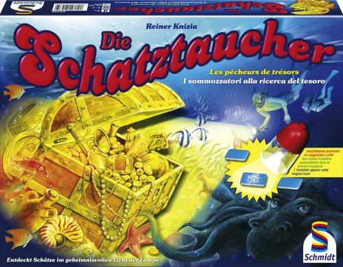 Schmidt Spiele - Die Schatztaucher