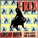 Great Hits 1972-77: A-Sides by Marc Bolan