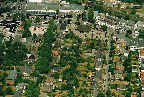 MF Matthias Friedel - Luftbildfotografie Luftbild von Nedderfeld in Hamburg (Hamburg), aufgenommen am 02.08.99 um 13:06 Uhr, Bildnummer: 0880-04, Auflösung: 3000x2000px = 6MP - Fotoabzug 50x75cm