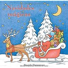 Navidades mágicas: Pintar y relajarse. Un libro para colorear
