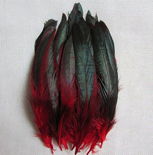 pack-of-50-rooster-pheasant-dip-dyed-feathers-5-8-12-20cm-approx-length-six-colour-choices-red
