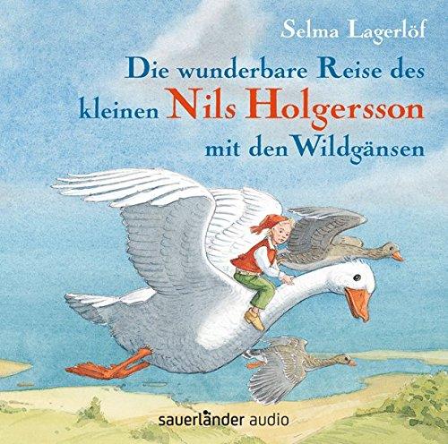 Die wunderbare Reise des kleinen Nils Holgersson mit den Wildgänsen: Alle Infos bei Amazon