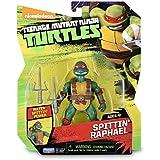 Tortugas Ninja - Animation blister - Spitting Raphaelo