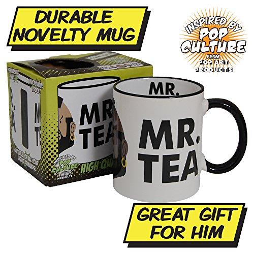 Mr Tea Funny Mug