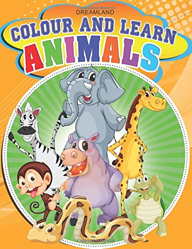 Colour and Learn – Animals