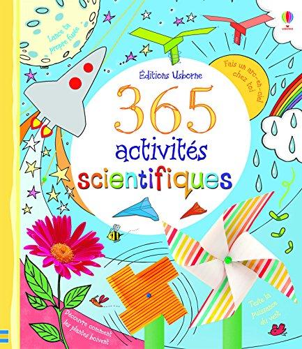 365 activités scientifiques (365 ACTIVITES) par Minna Lacey