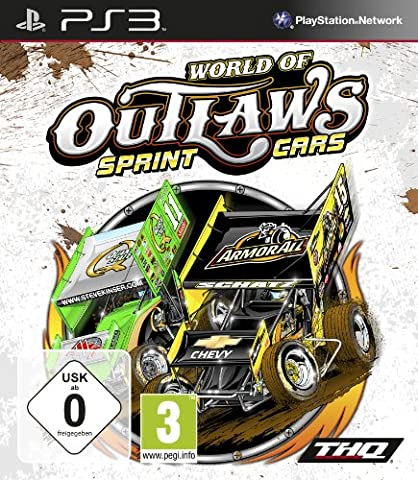 World of Outlaws: Sprint Cars PS-3 [import