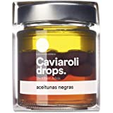 Caviaroli - Drops de Aceituna Negra - 20 piezas - 170 grs