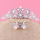 Die besten Freund Ketten Threes - Gorring Necklace Bridal Crown Headwear Three Sets Of Bewertungen