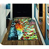 Best Electronic Arts Coffee Tables - YC electronics Household American Rectangular Rug, Art Modern Review