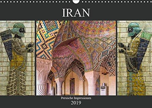ressionen (Wandkalender 2019 DIN A3 quer): Persien, Zauber des Orients (Monatskalender, 14 Seiten ) (CALVENDO Orte) ()