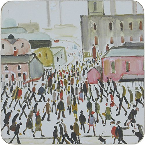 officially-licensed-ls-lowry-art-coasters-going-to-work-set-of-4-105-x-105cm