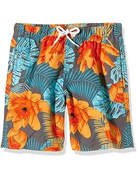 Miami Beach Swimwear Flower - Shorts Niños
