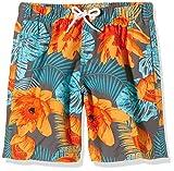 Miami Beach Swimwear Flower, Short Garçon