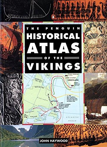 The Penguin Historical Atlas of the Vikings (Penguin Historical Atlases)