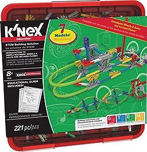KNex Education - Juego de construcción para niños Aviones de 200 Piezas (KNex 78620)