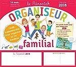 Organiseur familial Mémoniak 2017-2018 de Nesk