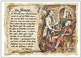 Geschenk Hausarzt Doktor Arzt Zeichnung Color 30 x 21 cm
