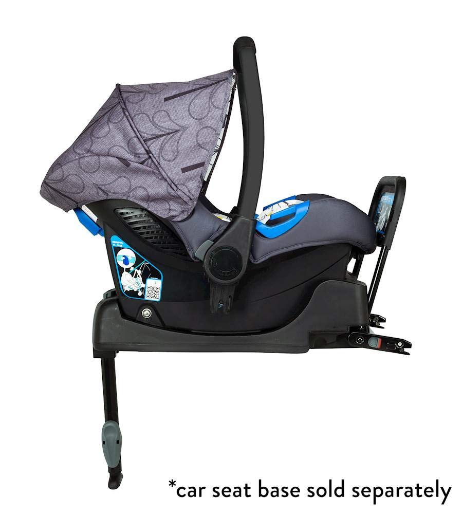 Cosatto Port Carseat (Giggle 3/4) Fika Forest Cosatto From birth to 13kg.(12-15 months approx). rear facer, fits with standard in-car seat belt The deep comfortable shell and side impact protection bring extra in-car security Snug accessories are included. the pop-off washable fabric covers keep port pristine 2