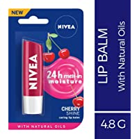 Nivea Lip Care Fruity Shine Cherry, 4.8g