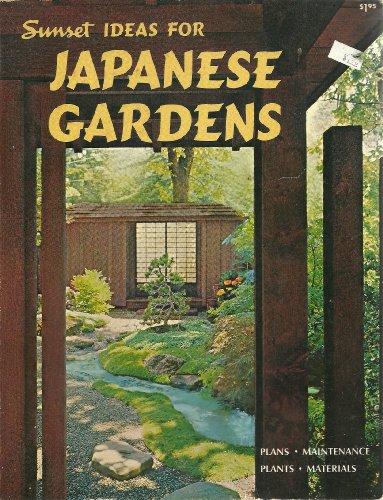 Sunset Ideas For Japanese Gardens
