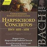 Bach: Harpsichord Concertos, BWV 1055-1058 (Edition Bachakademie Vol 128) /Levin · Rilling