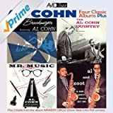 Four Classic Albums Plus (Mr Music / Al Cohn Quintet Ft Bob Brookmeyer / Al & Zoot / Bob Brookmeyer Ft Al Cohn) [Remastered]